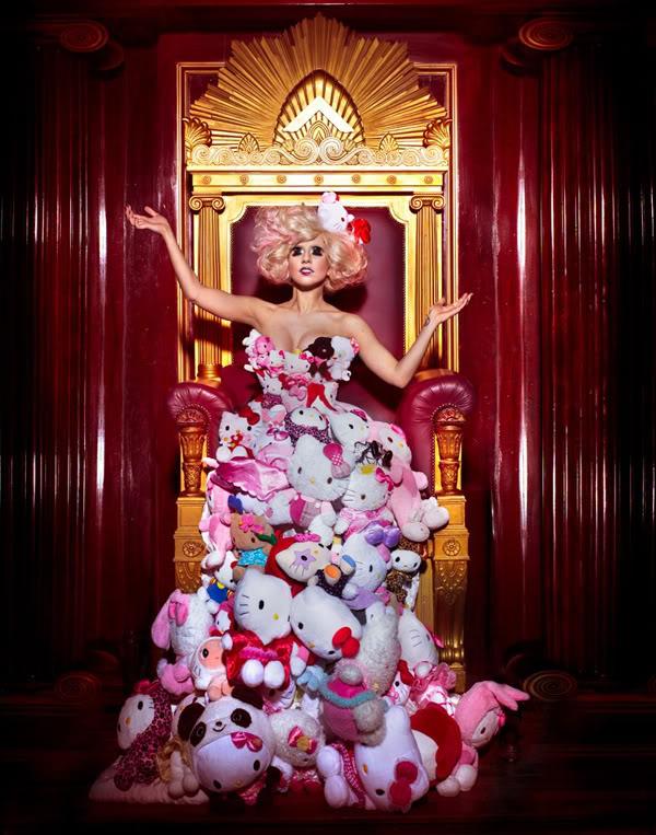 Foto de Lady Gaga  número 12407