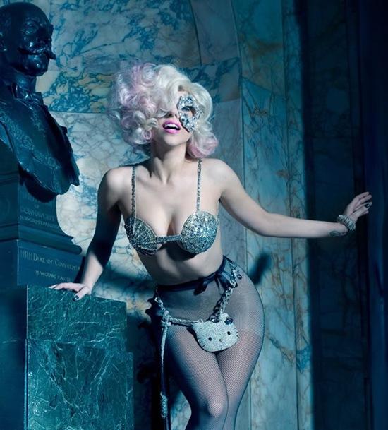 Foto de Lady Gaga  número 12408