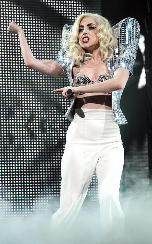 Foto de Lady Gaga  número 12411