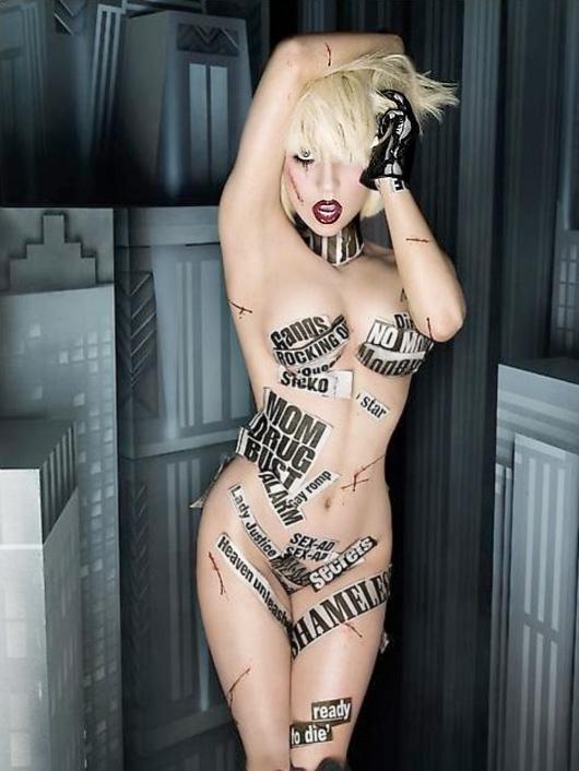Foto de Lady Gaga  número 12413