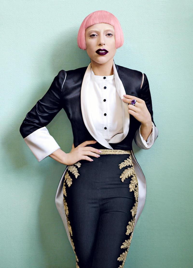 Foto de Lady Gaga  número 20575