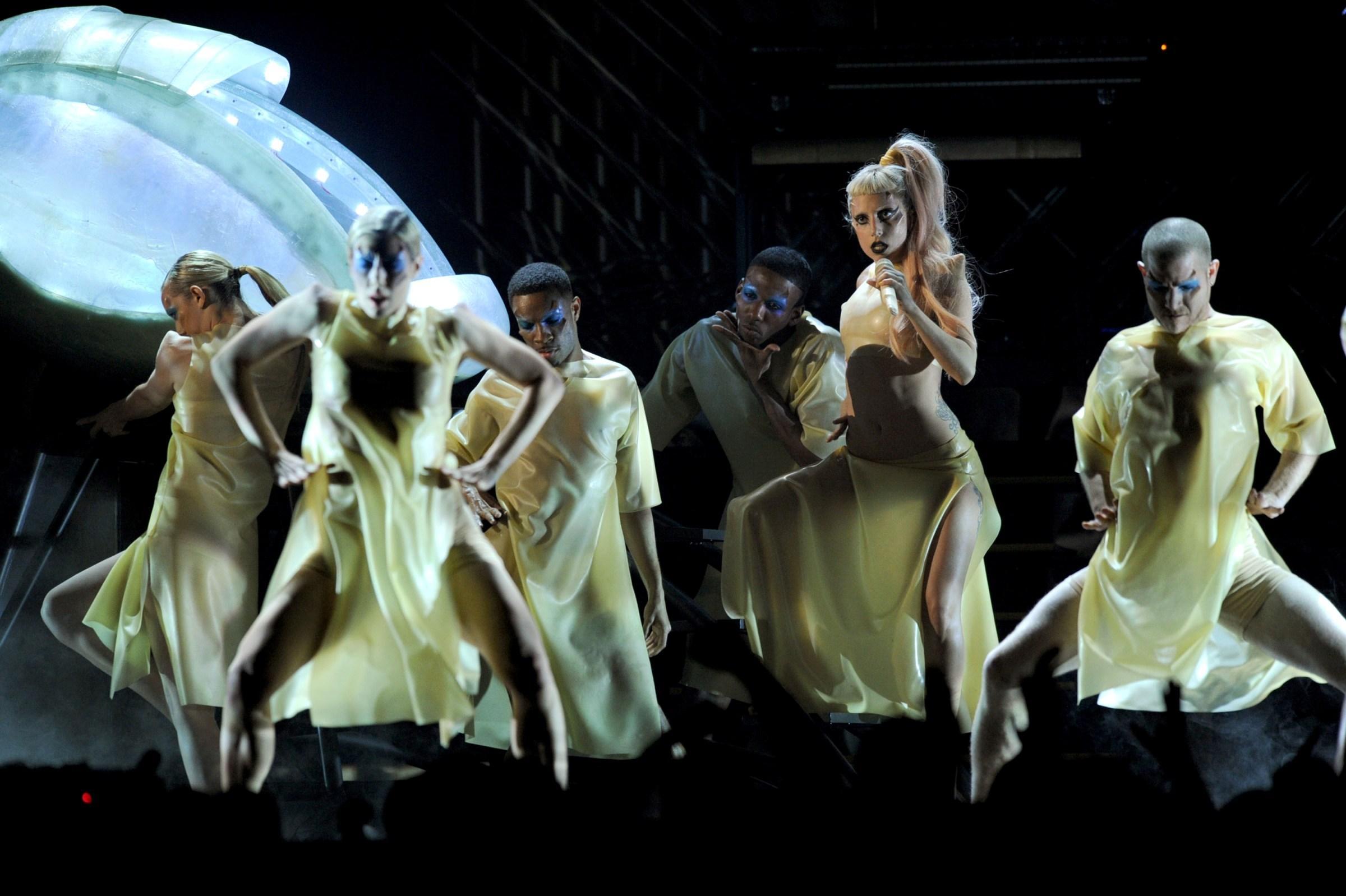 Foto de Lady Gaga  número 21026