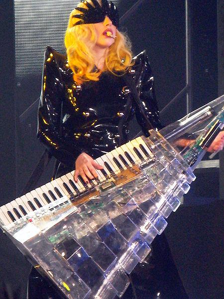 Foto de Lady Gaga  número 21672