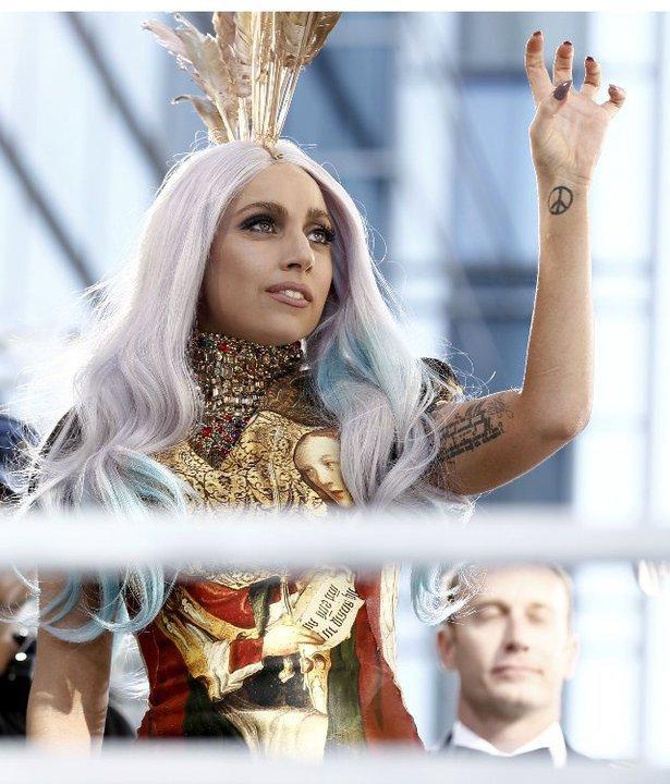 Foto de Lady Gaga  número 21673