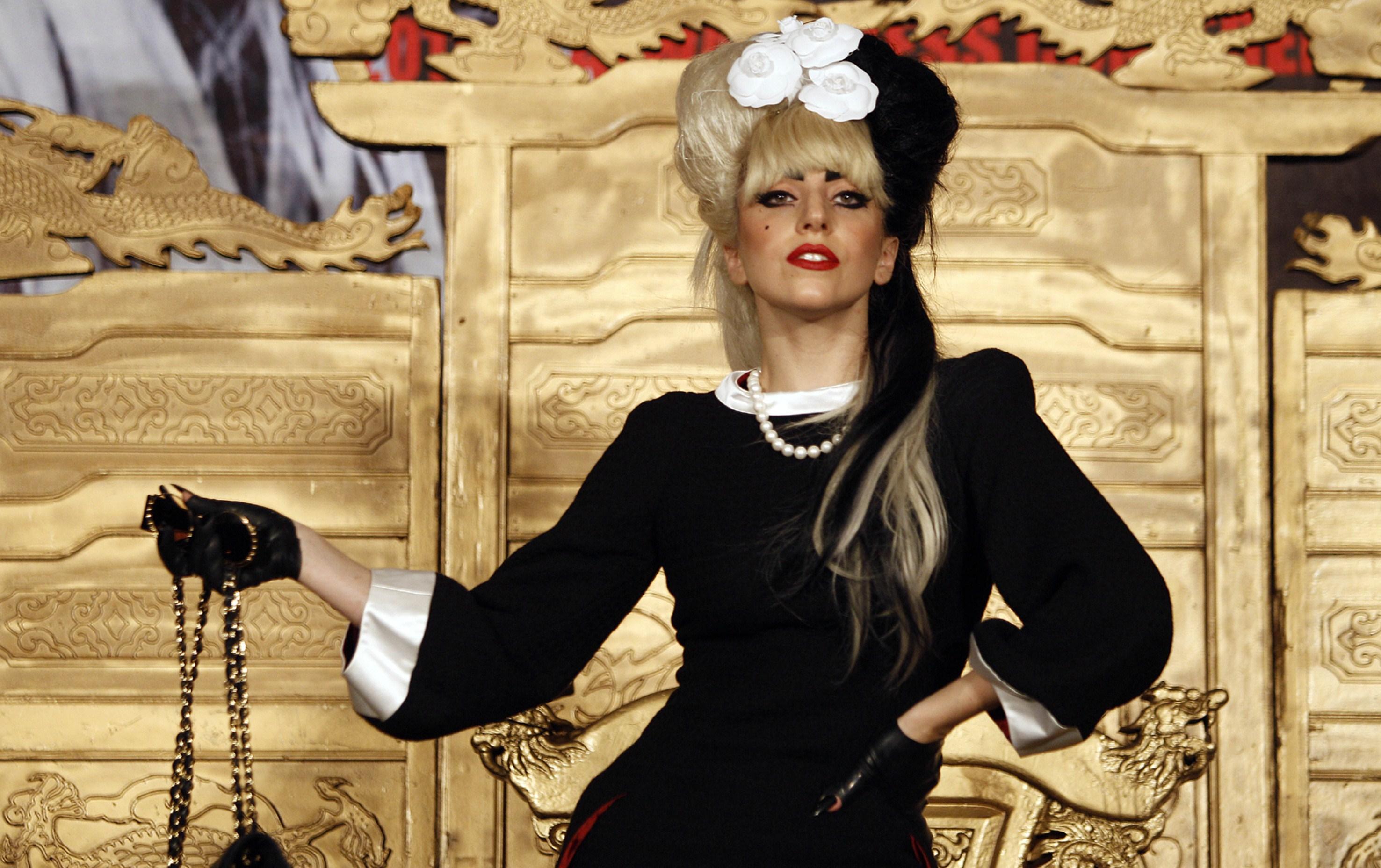 Foto de Lady Gaga  número 25815