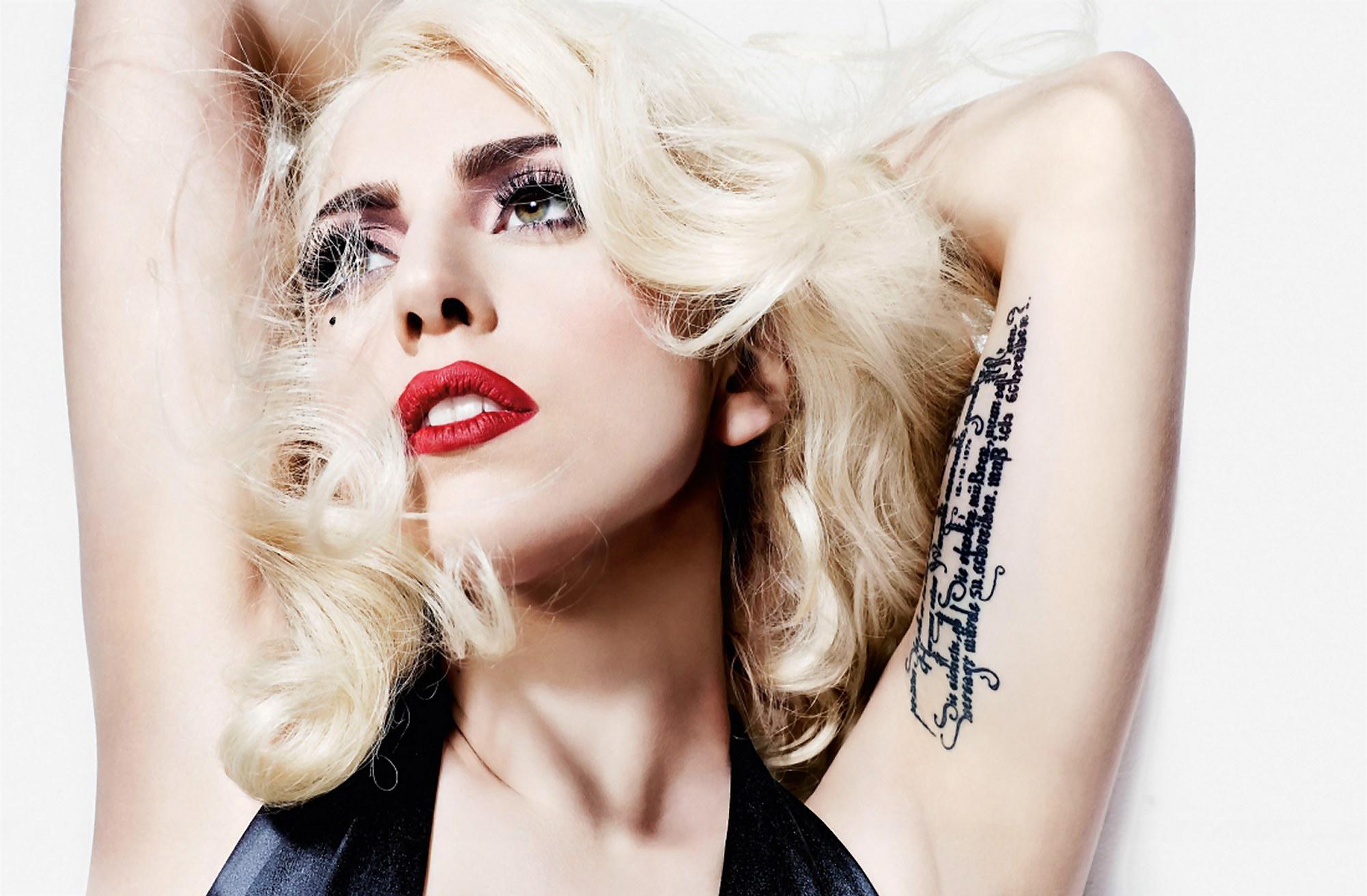 Foto de Lady Gaga  número 31678