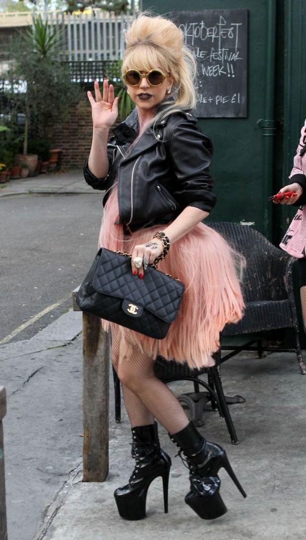 Foto de Lady Gaga  número 32327