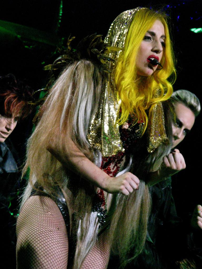 Foto de Lady Gaga  número 32497