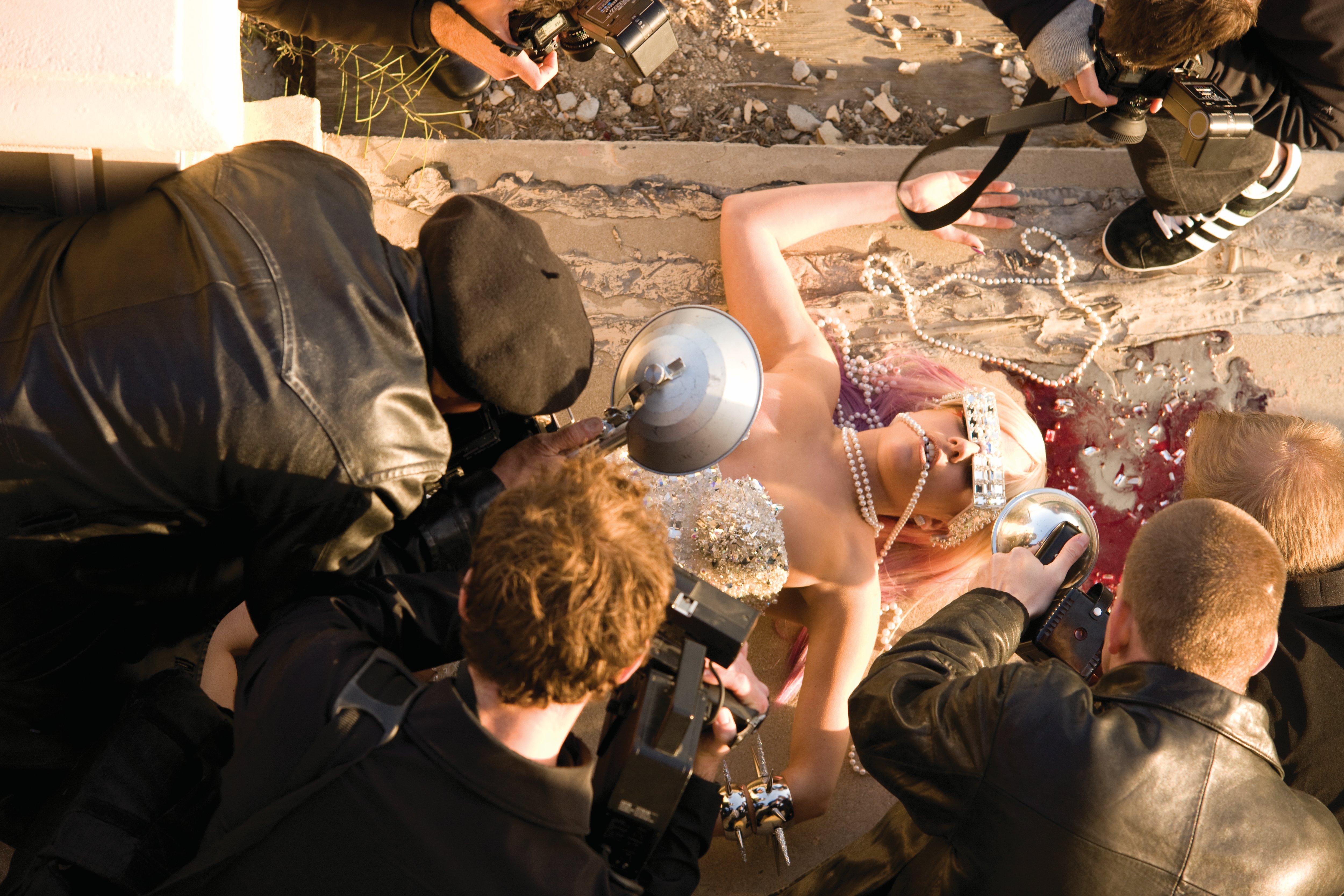 Foto de Lady Gaga  número 32995