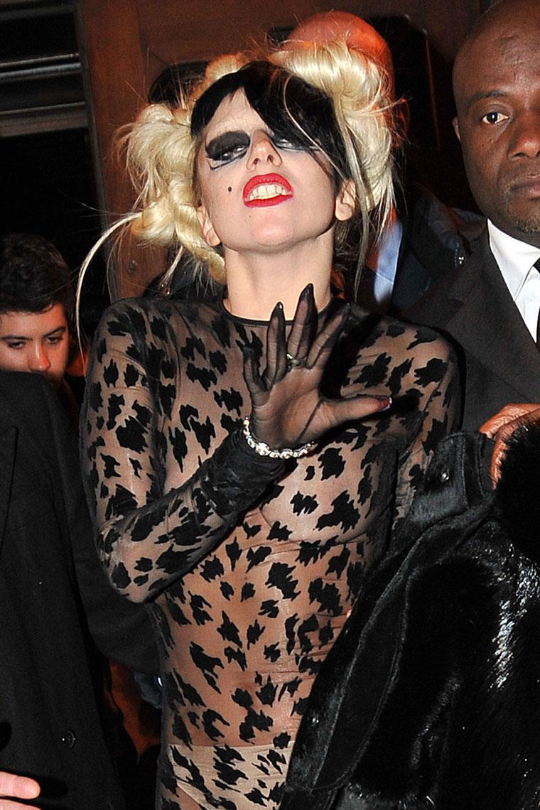 Foto de Lady Gaga  número 34482
