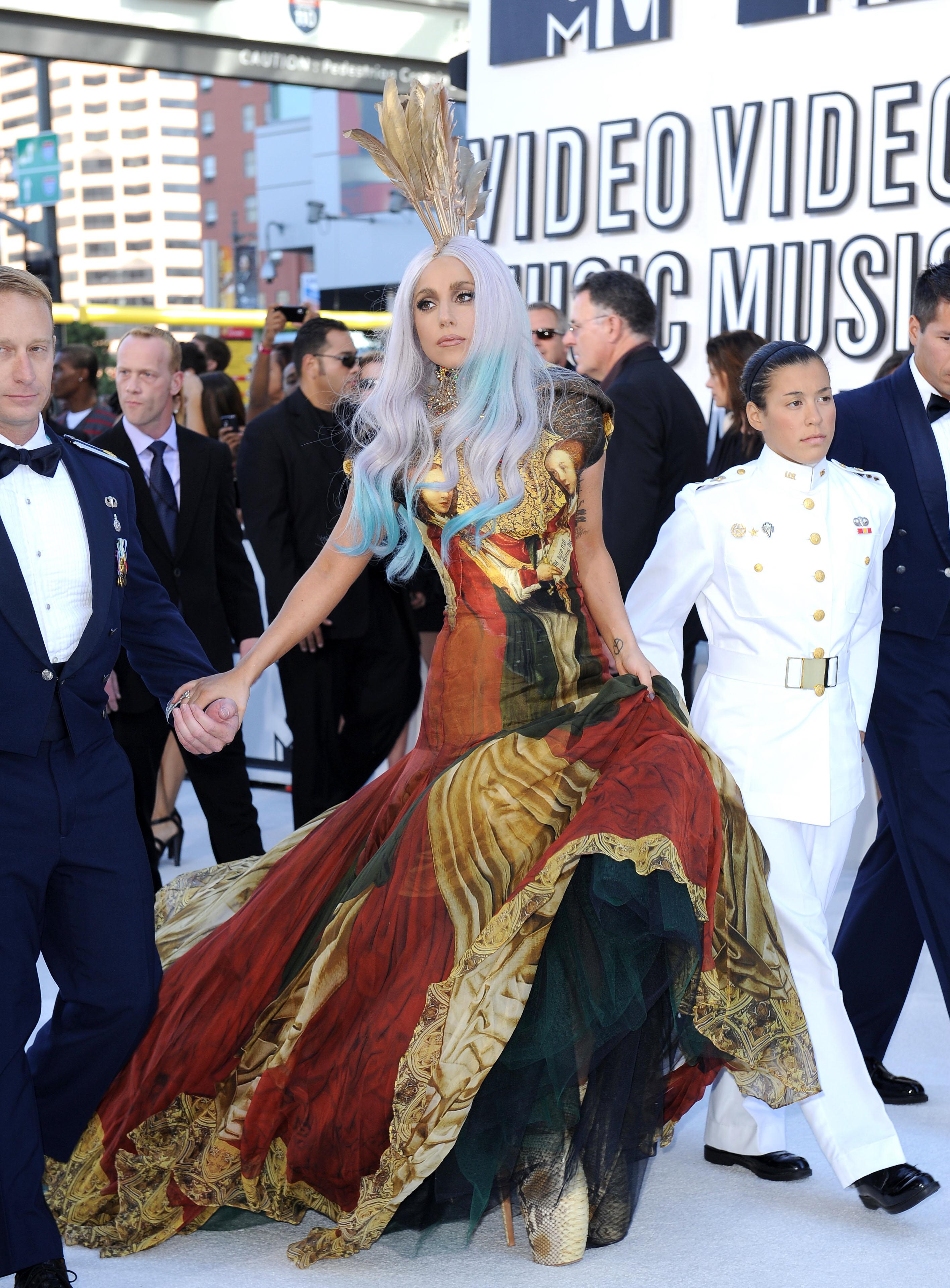 Foto de Lady Gaga  número 35772