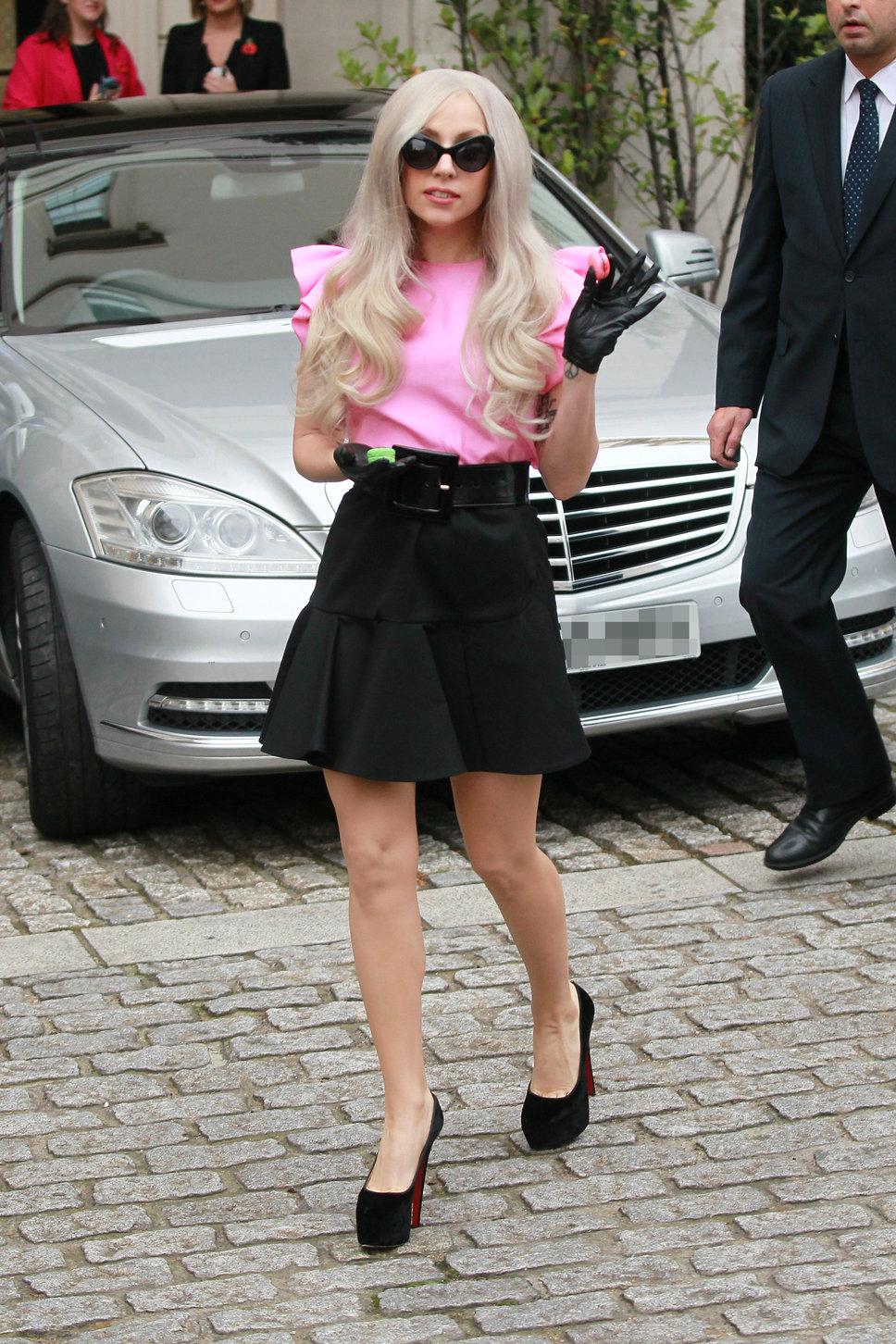 Foto de Lady Gaga  número 38332