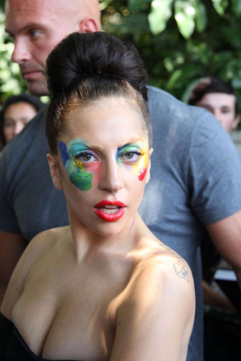 Foto de Lady Gaga  número 48453
