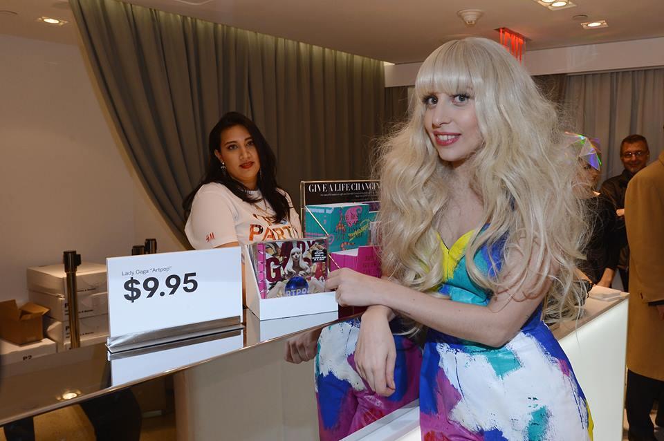 Foto de Lady Gaga  número 50138