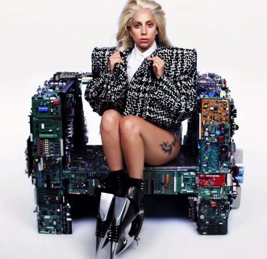 Foto de Lady Gaga  número 54284