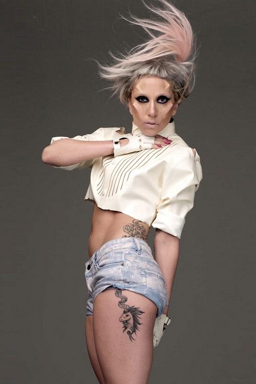 Foto de Lady Gaga  número 55592