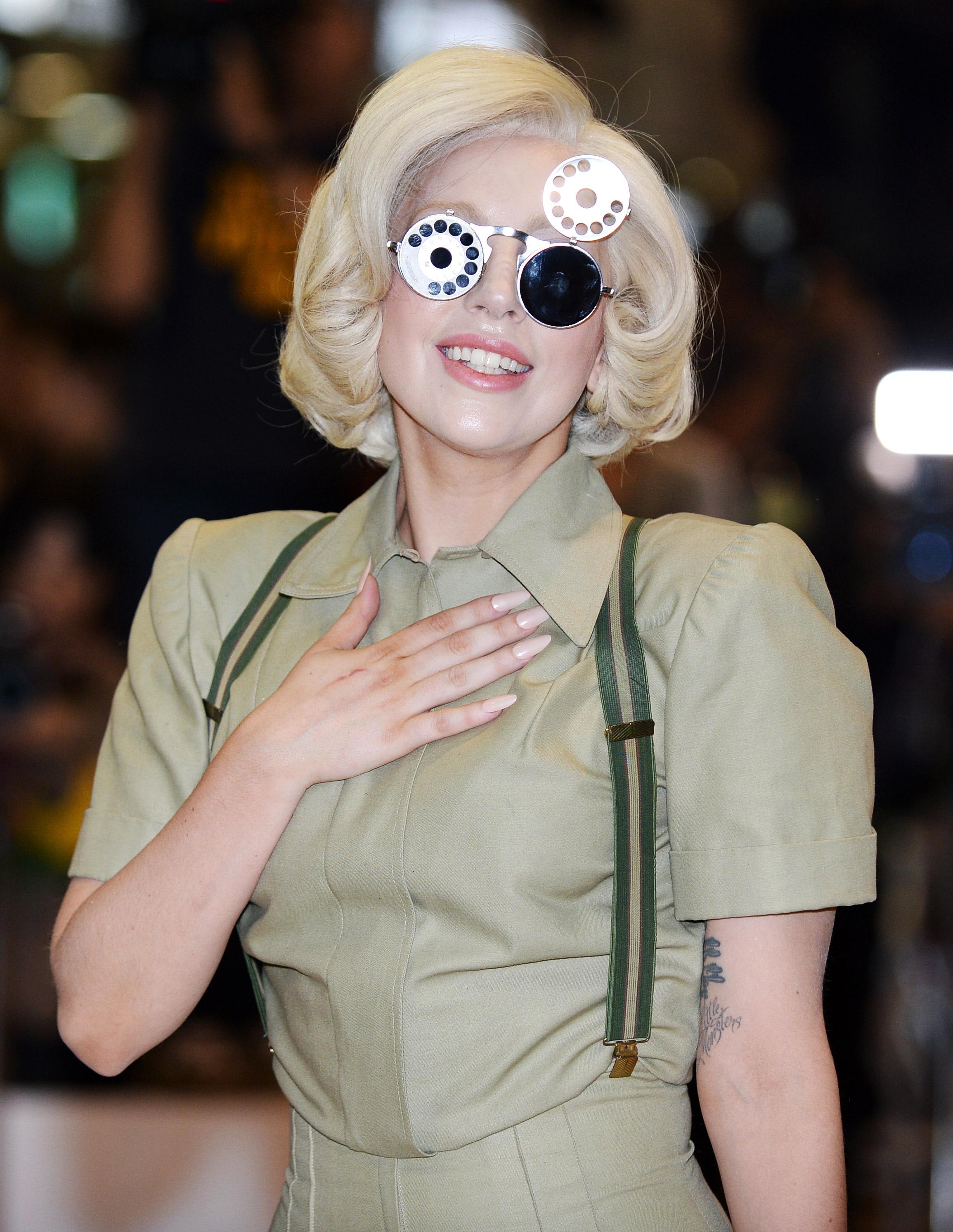 Foto de Lady Gaga  número 59565