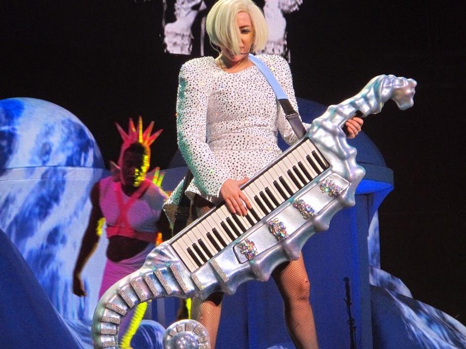 Foto de Lady Gaga  número 60596