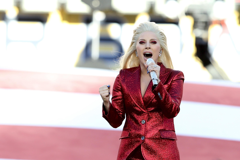 Foto de Lady Gaga  número 81660