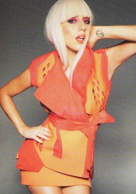 Foto de Lady Gaga  número 8559