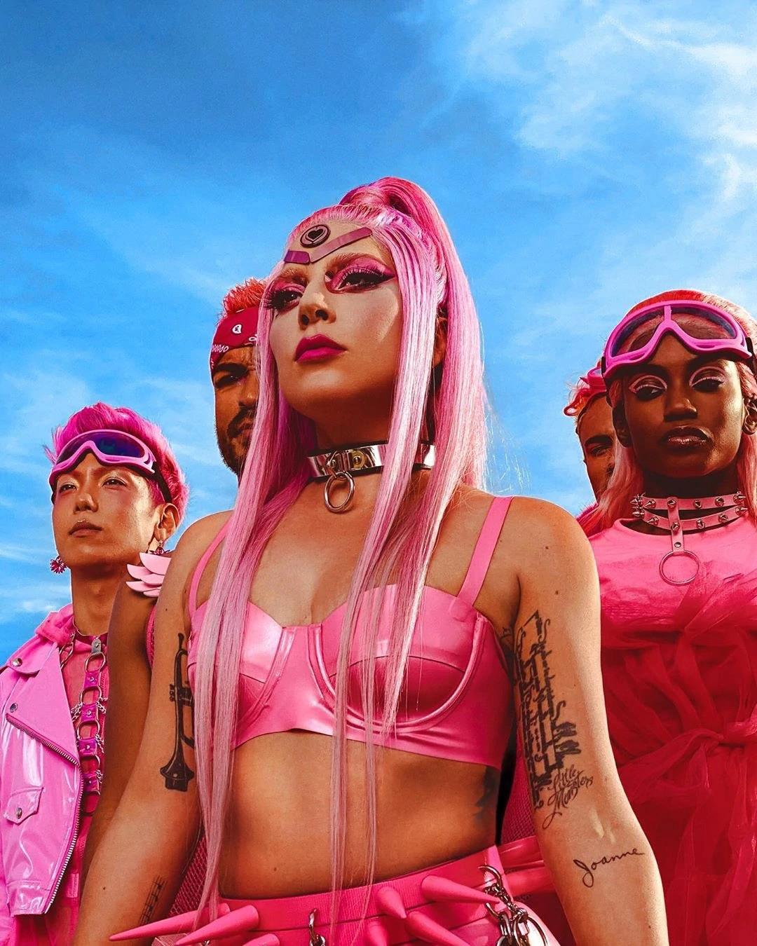 Foto de Lady Gaga  número 91304