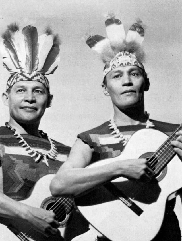 Foto de Los Indios Tabajaras  número 12609