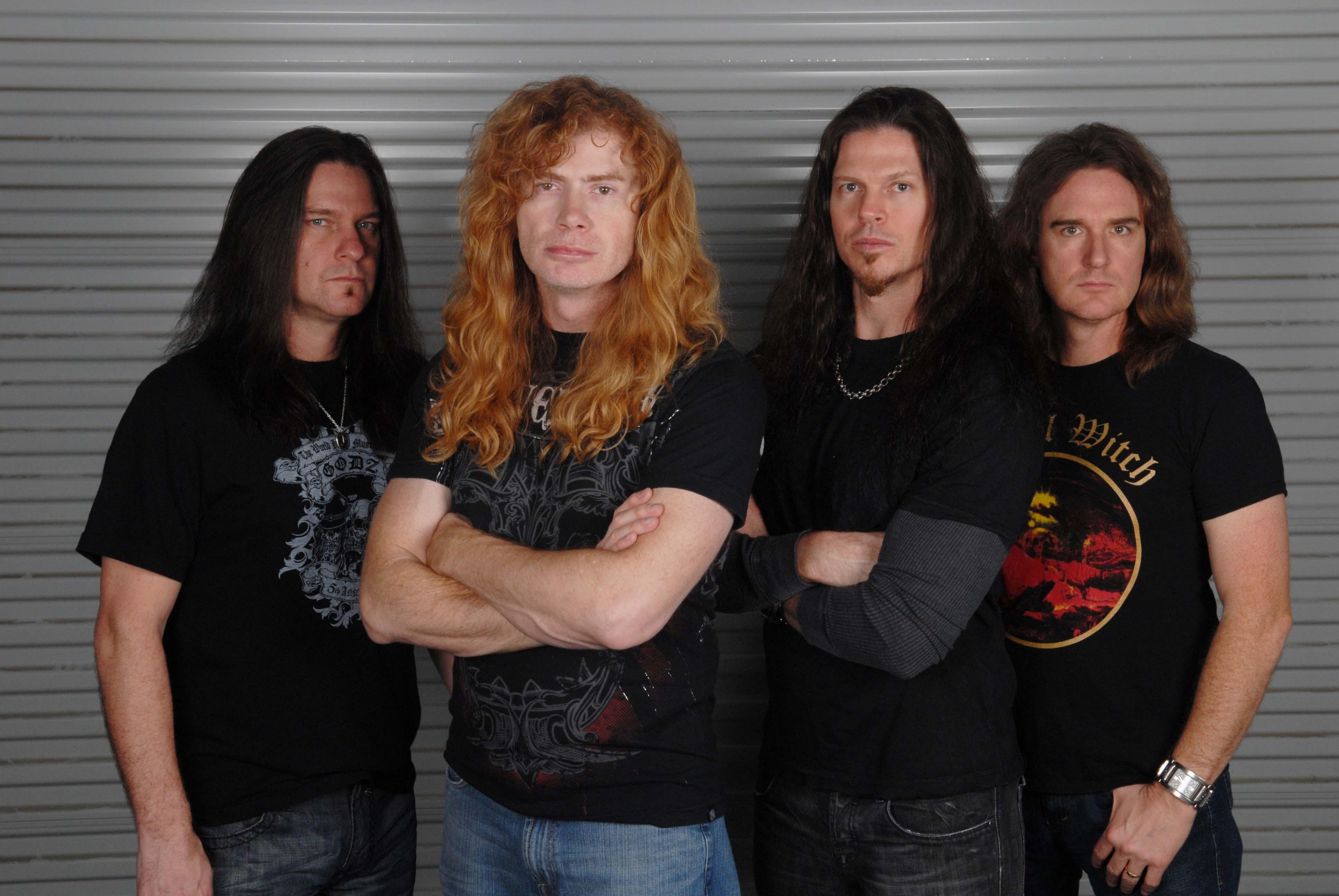 Foto de Megadeth  número 16466