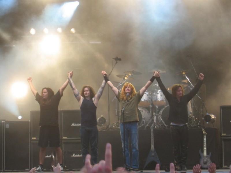Foto de Megadeth  número 3535