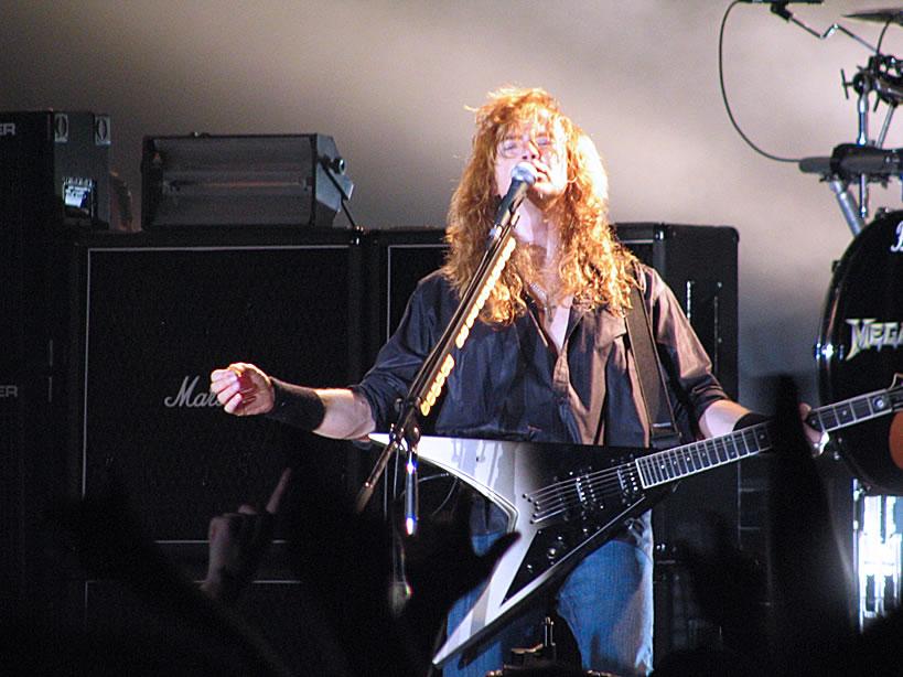 Foto de Megadeth  número 3537