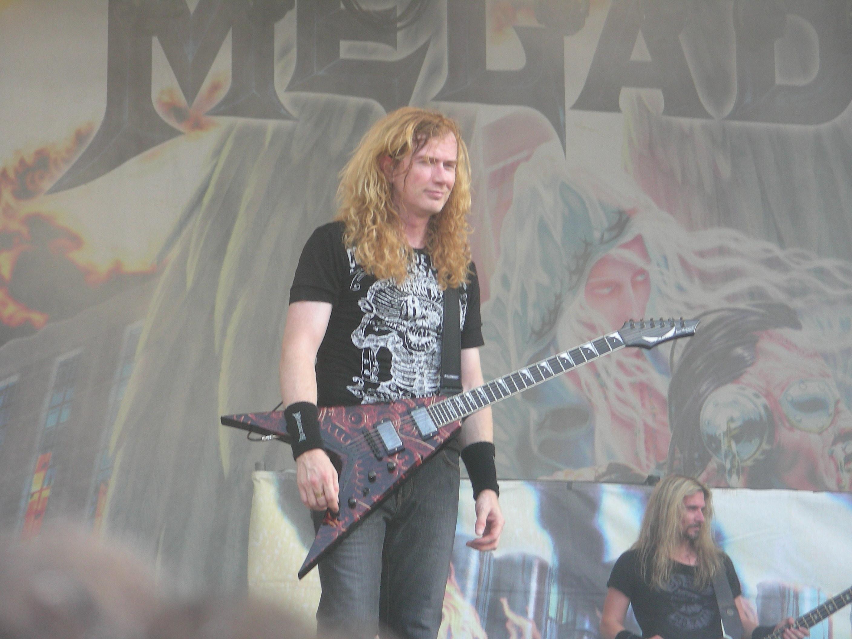 Foto de Megadeth  número 3538