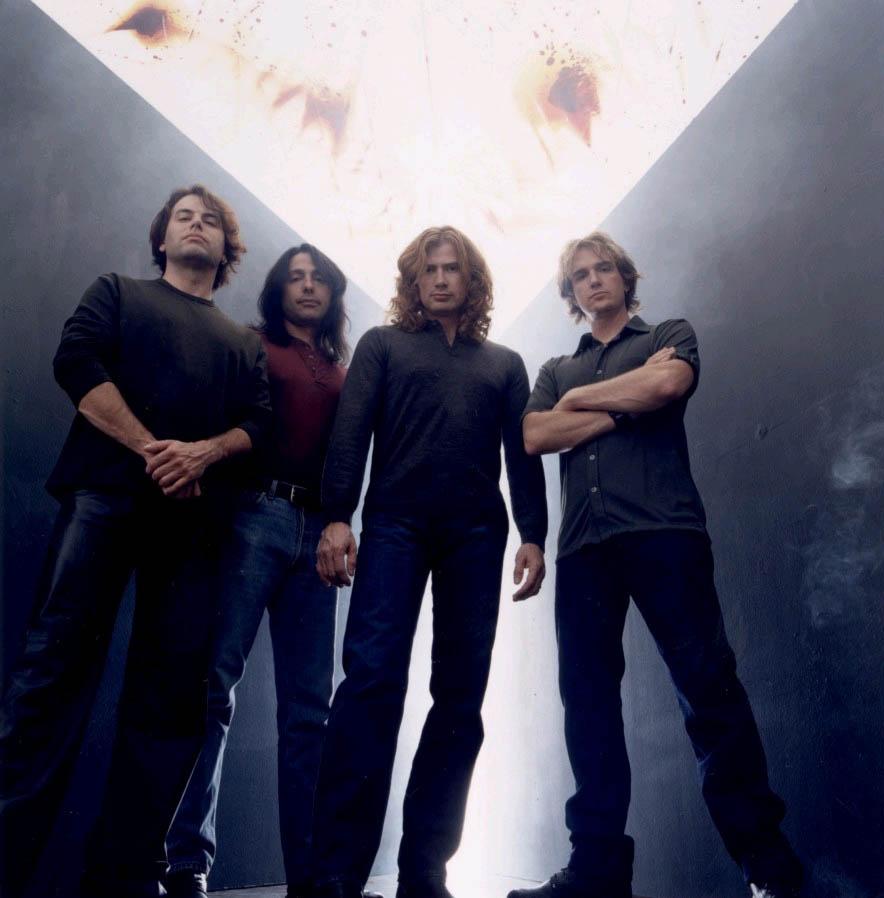 Foto de Megadeth  número 4537
