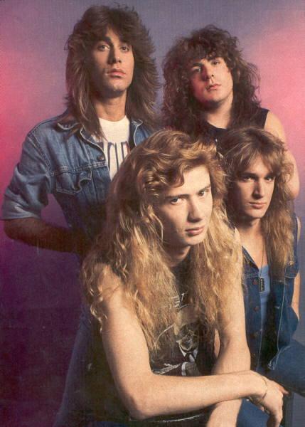Megadeth en Córdoba 9 de Mayo