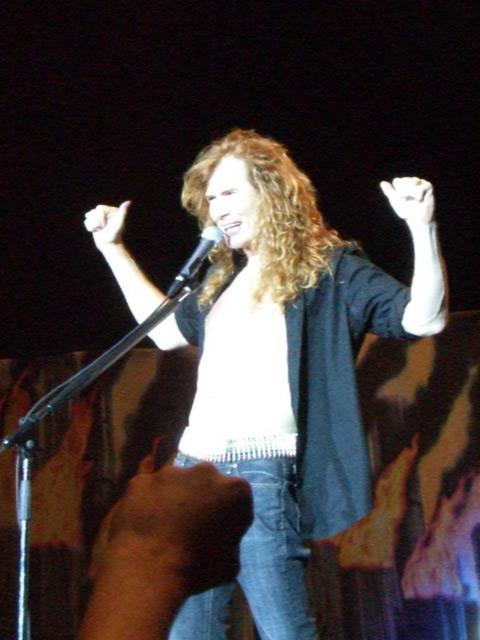 Foto de Megadeth  número 4539