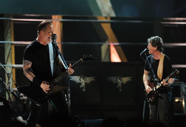 Foto de Metallica & Lou Reed  número 29939