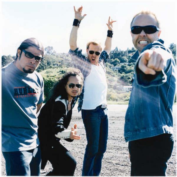 Foto de Metallica  número 2598