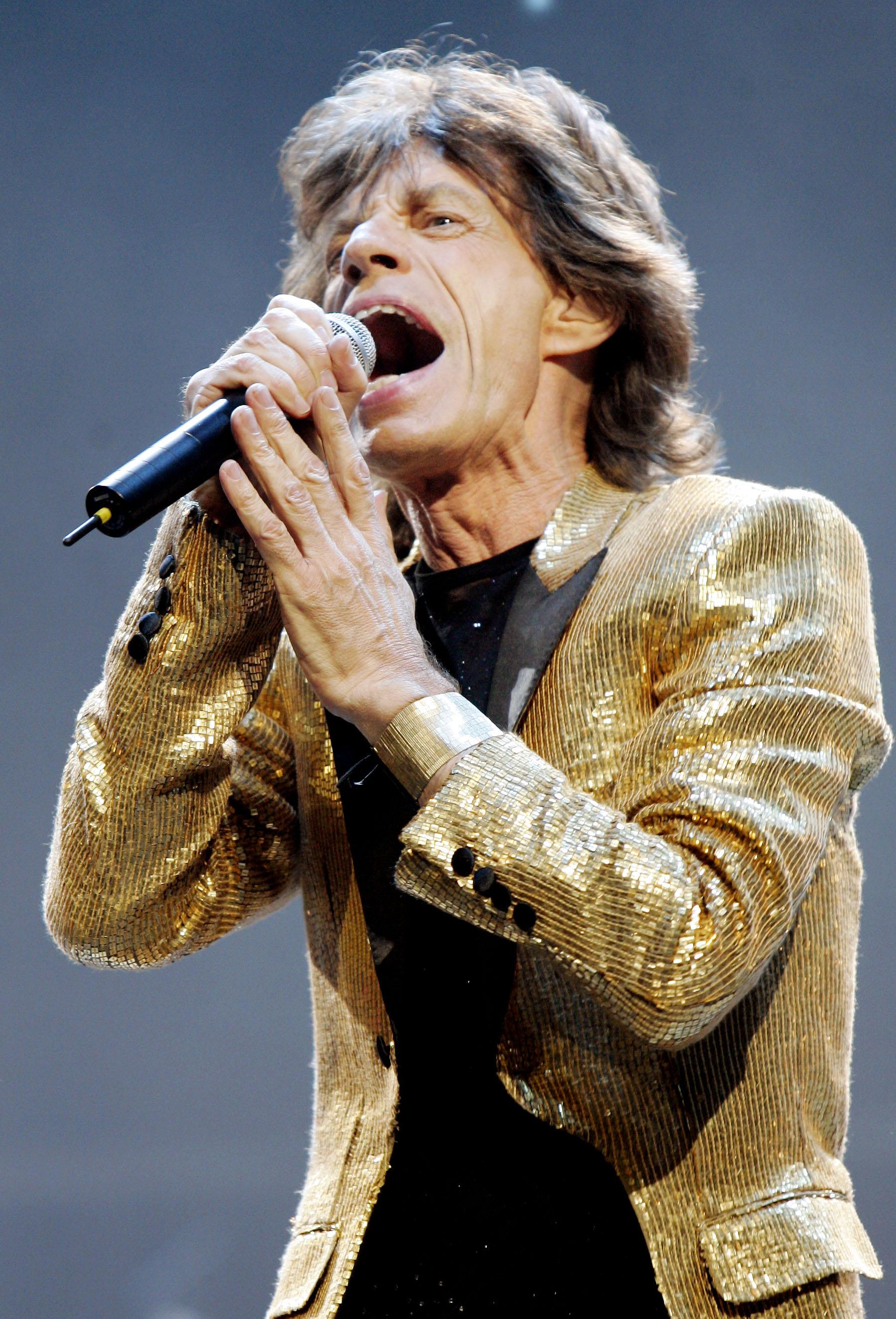 Foto de Mick Jagger  número 23330