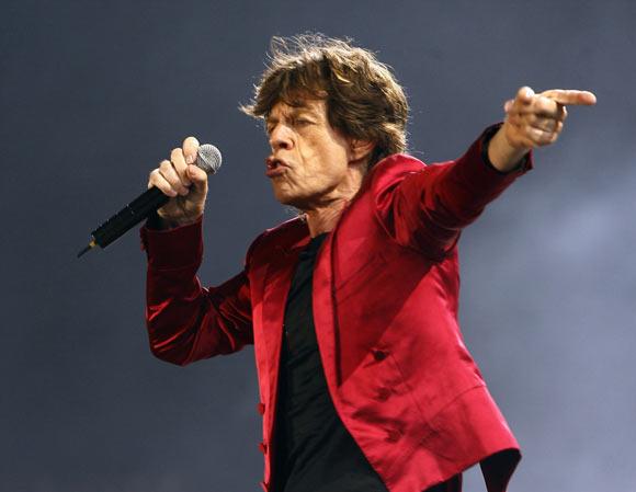 Foto de Mick Jagger  número 4571