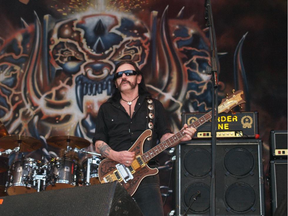Foto de Motörhead  número 4622