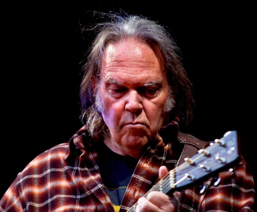 Foto de Neil Young & Crazy Horse  número 33831