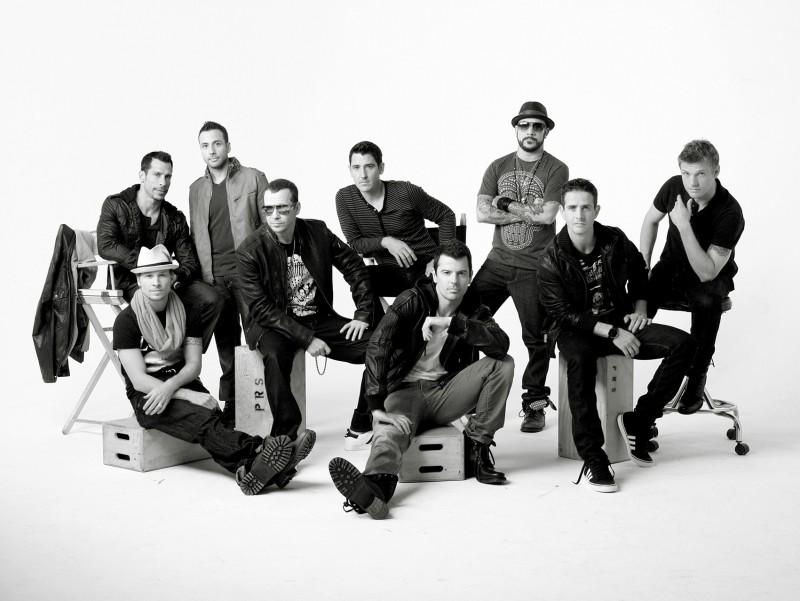 Foto de New Kids On The Block & Backstreet Boys  número 26077