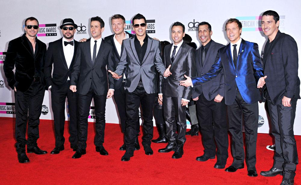 Foto de New Kids On The Block & Backstreet Boys  número 47701