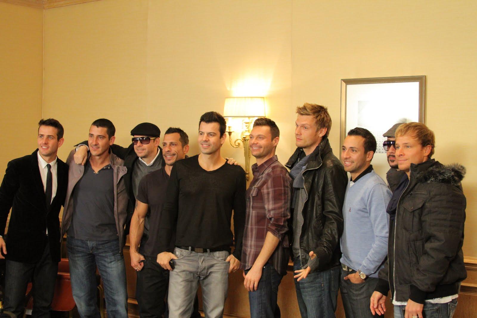Foto de New Kids On The Block & Backstreet Boys  número 47702