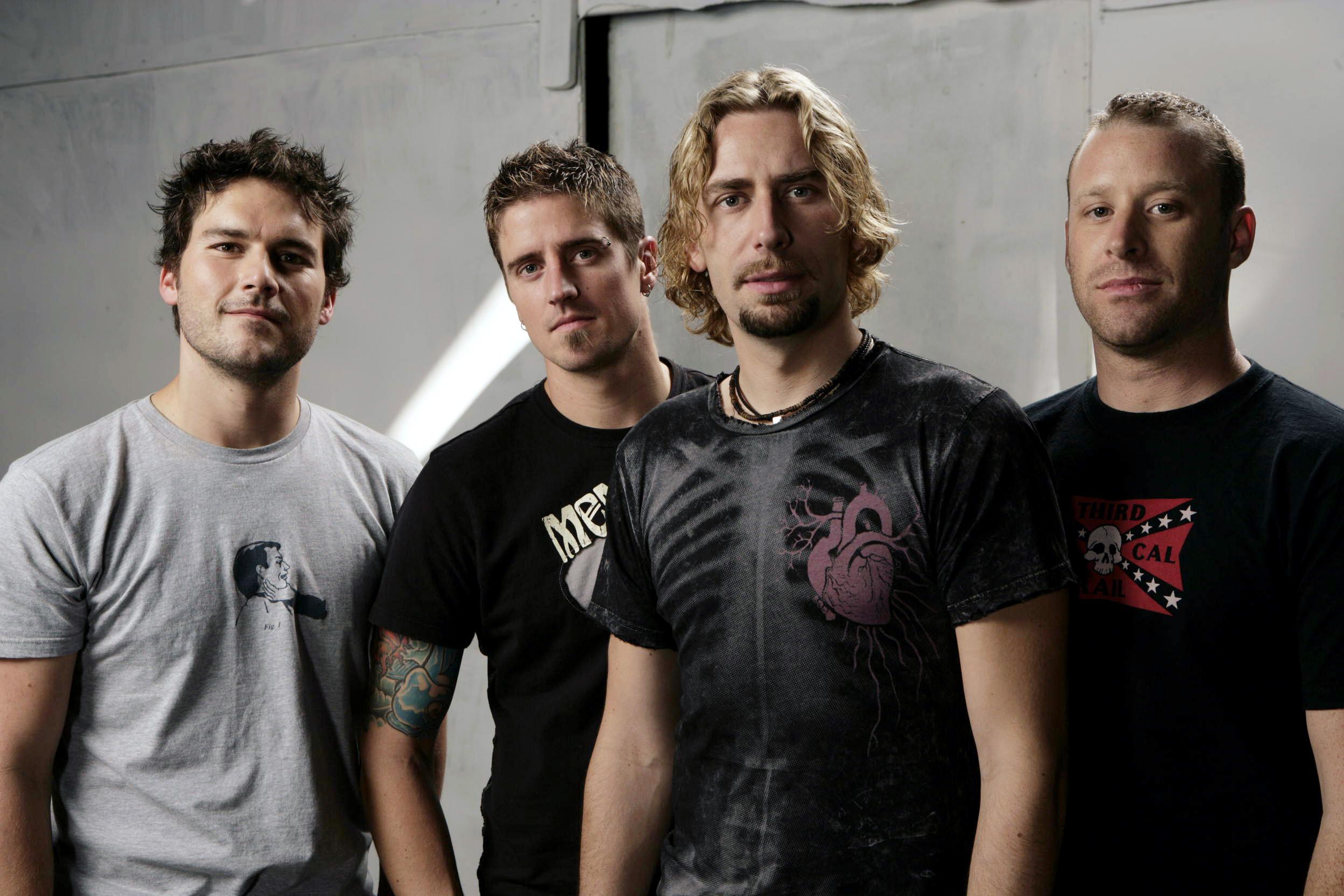Foto de Nickelback  número 20209