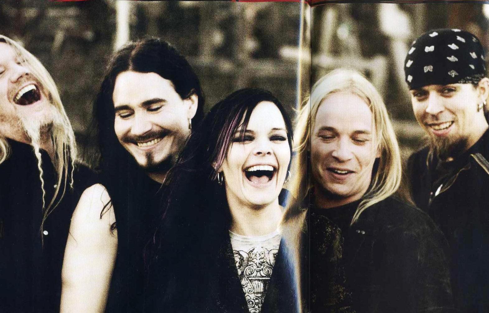 Foto de Nightwish  número 2063