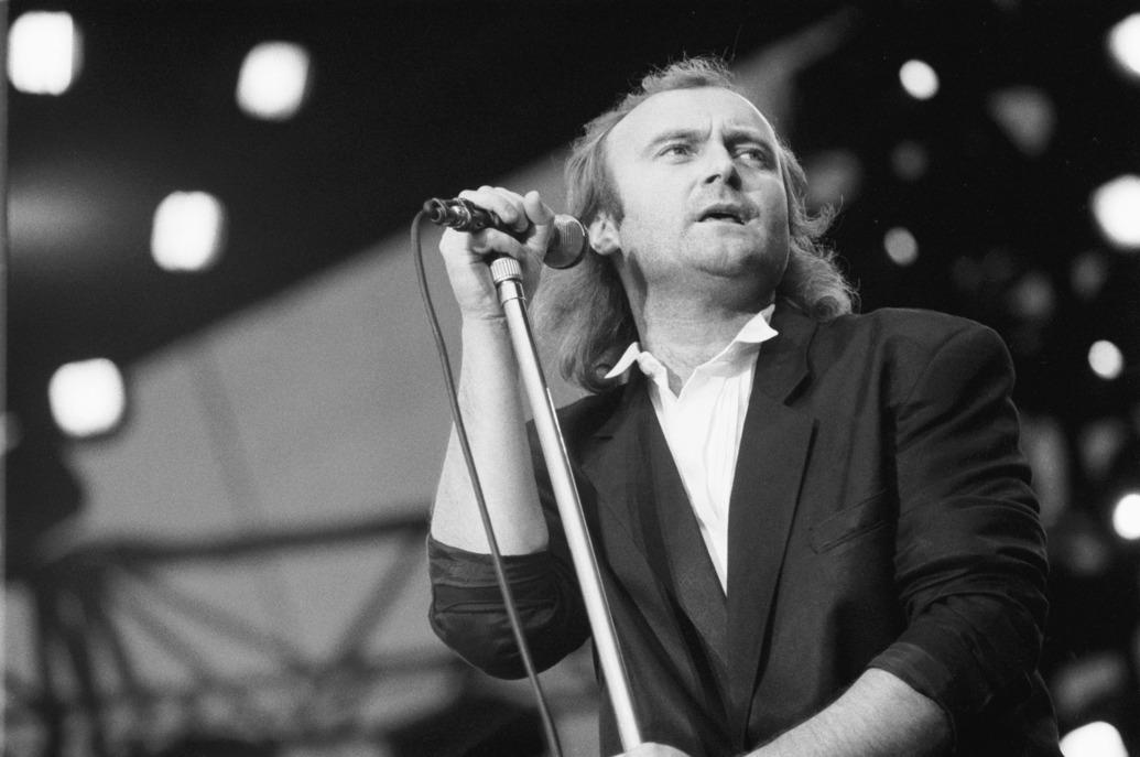 Foto de Phil Collins  número 75949