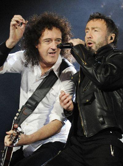 Foto de Queen + Paul Rodgers  número 53885