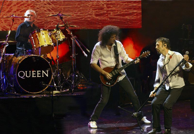 Foto de Queen + Paul Rodgers  número 53887
