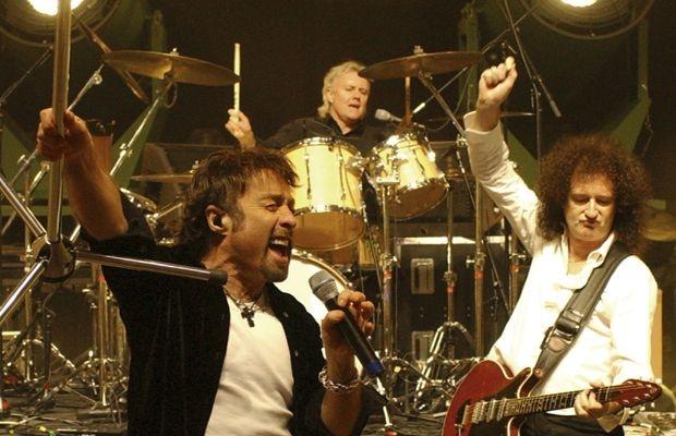 Foto de Queen + Paul Rodgers  número 53888