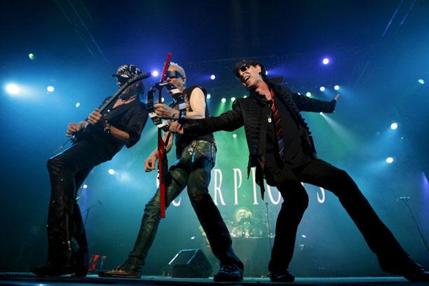 Foto de Scorpions  número 12790
