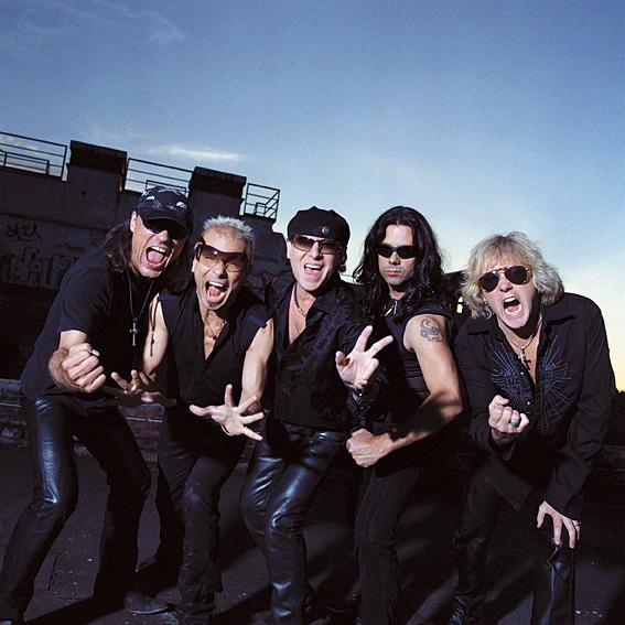Foto de Scorpions  número 4034